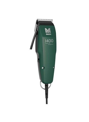 Moser 1400  Yeşil Profesyonel Saç Kesme Makınesi Renkli